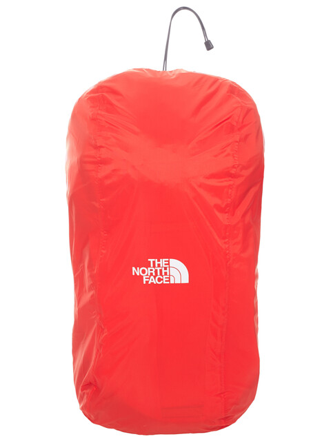 The North Face Pack Rain Cover TNF red